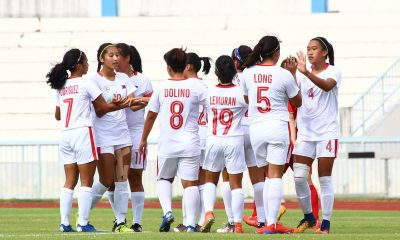Tiebreaker Times Philippines' historic run ends at Vietnam's hands Football News Philippine Malditas  Vietnam (Football) Quinley Quezada Philippine Women's National Football Team Let Dimzon Inna Palacios 2019 AFF Women's Championship