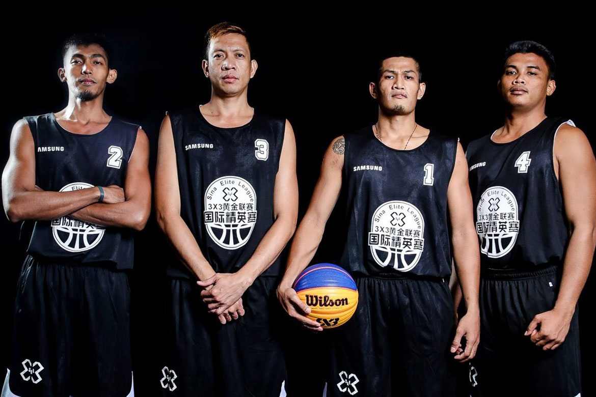Tiebreaker Times 3x3 Elite League Manila has ticket to Beijing tourney at stake 3x3 Basketball NBL News  3x3 Elite League Manila 2019 2019 NBL Season