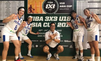 Tiebreaker Times Gilas Girls finally overcome China, seal 3x3 Asia Cup bronze 3x3 Basketball Gilas Pilipinas News  Patrick Aquino Kristine Cayabyab Gilas Pilipinas Women Ella Fajardo China (Basketball) Camille Clarin Angelica Surada 2019 FIBA 3X3 Under-18 Asia Cup