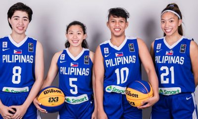 Tiebreaker Times Fajardo, Gilas Girls fall to Australia, drop to bronze match vs China 3x3 Basketball Gilas Pilipinas News  Patrick Aquino Kristine Cayabyab Gilas Pilipinas Women Ella Fajardo Camille Clarin Australia (Basketball) Angelica Surada 2019 FIBA 3X3 Under-18 Asia Cup