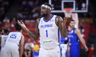 Tiebreaker Times Gilas Pilipinas dealt 46-point beatdown by Italy to open World Cup campaign 2019 FIBA World Cup Qualifiers Basketball Gilas Pilipinas News  Robert Bolick June Mar Fajardo Italy (Basketball) Gilas Pilipinas Men CJ Perez Andray Blatche 2019 FIBA World Cup