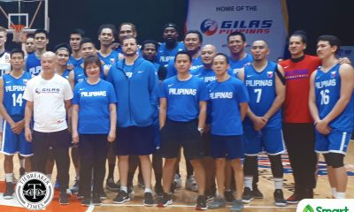Tiebreaker Times Kiefer Ravena makes it to Gilas World Cup lineup as Wright, Erram cut 2019 FIBA World Cup Qualifiers Basketball Gilas Pilipinas News  Yeng Guiao Troy Rosario Roger Pogoy Robert Bolick Raymond Almazan Paul Lee Mark Barroca Kiefer Ravena June Mar Fajardo Japeth Aguilar Gilas Pilipinas Men Gabe Norwood CJ Perez Andray Blatche 2019 FIBA World Cup