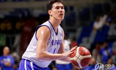 Tiebreaker Times Robert Bolick would have wanted to test mettle against Spain before World Cup 2019 FIBA World Cup Qualifiers Basketball Gilas Pilipinas News  Robert Bolick 2019 Torneo de Malaga