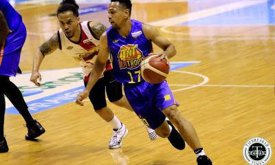 Tiebreaker Times Jayson Castro not getting carried away with early Finals lead Basketball News PBA  TNT Katropa PBA Season 44 Jayson Castro 2019 PBA Commissioners Cup