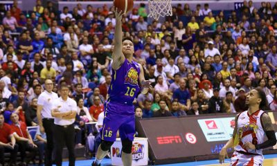 Tiebreaker Times Motivated by Game Two heartbreaker, Roger Pogoy helps TNT bounce back Basketball News PBA  TNT Katropa Roger Pogoy PBA Season 44 2019 PBA Commissioners Cup