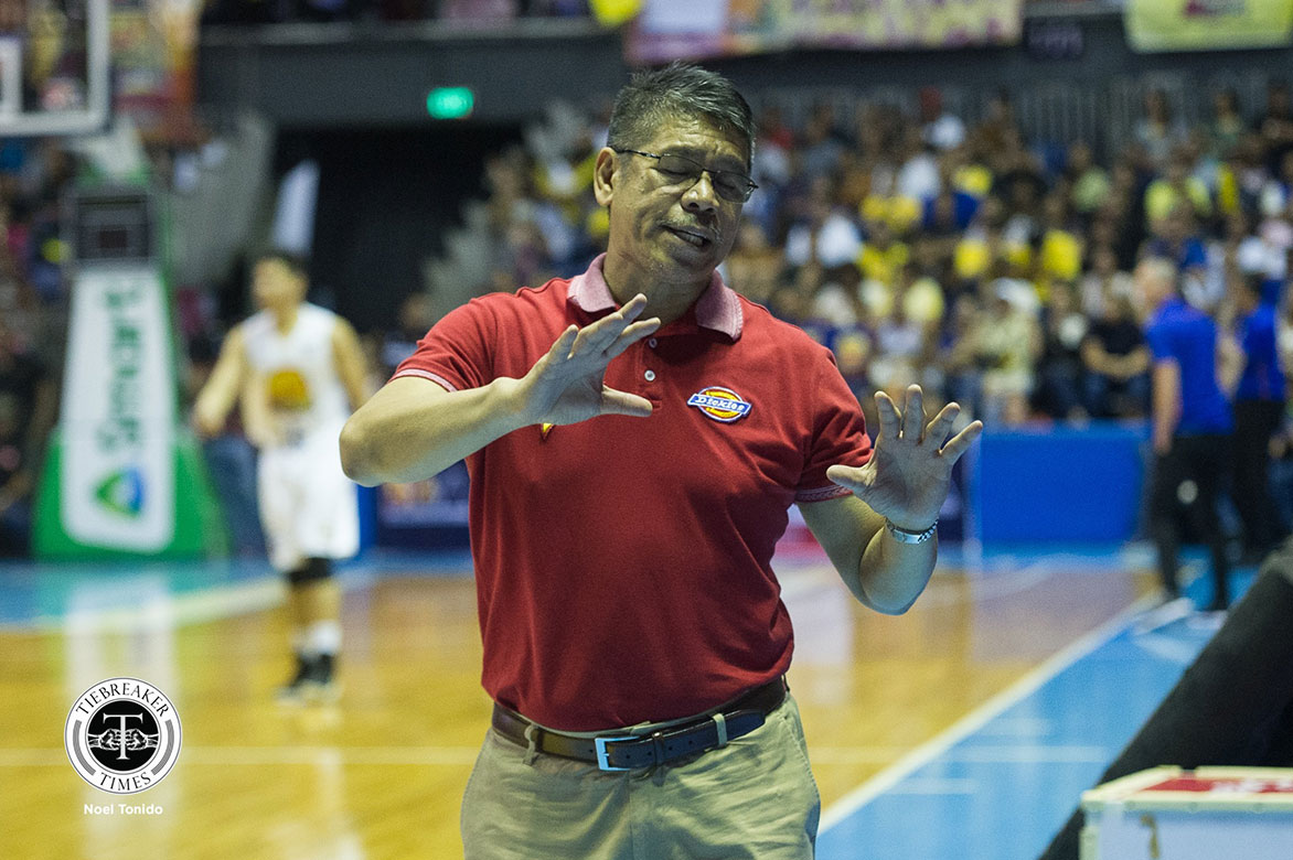 Tiebreaker Times Leo Austria hopes injury bug does not bite San Miguel anymore Basketball News PBA  San Miguel Beermen PBA Season 45 Leo Austria 2020 Phoenix Super Basketball Tourney 2020 PBA Philippine Cup