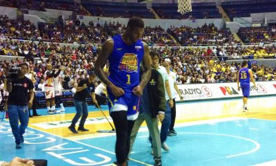 Tiebreaker Times Terrence Jones brushes off rough play: 'I just wanna give credit to my team and not any of that stuff' Basketball News PBA  TNT Katropa Terrence Jones PBA Season 44 2019 PBA Commissioners Cup