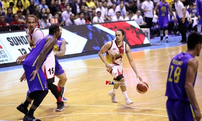 Tiebreaker Times Terrence Romeo says SMB's comeback from 16 down all 'puso' Basketball News PBA  Terrence Romeo San Miguel Beermen PBA Season 44 2019 PBA Commissioners Cup