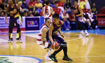 Tiebreaker Times Rey Nambatac says Rain or Shine learned from Game 2 meltdown Basketball News PBA  Rey Nambatac Rain or Shine Elasto Painters PBA Season 44 2019 PBA Commissioners Cup