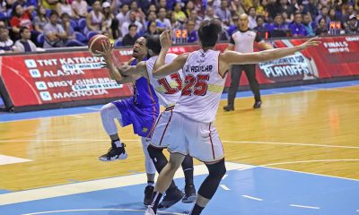 Tiebreaker Times Entering twilight of career, Jayson Castro plans to win another PBA title Basketball News PBA  TNT Katropa PBA Season 44 Jayson Castro 2019 PBA Commissioners Cup