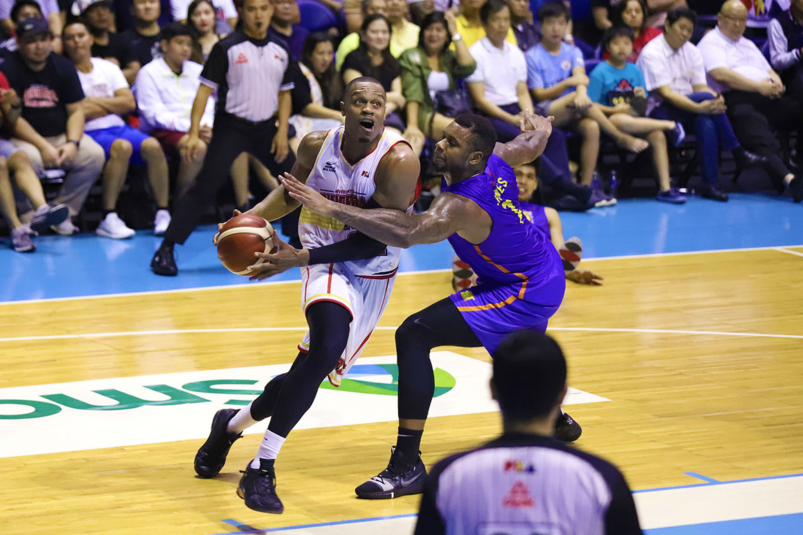 Brownlee hopes end of reign fuels Ginebra in Governors' Cup