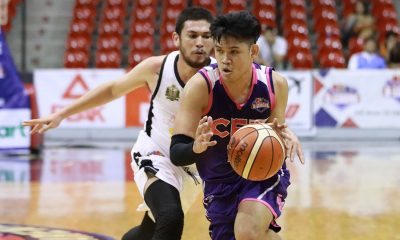 Tiebreaker Times CEU limits Nailtalk-Savio to just two first quarter points, wins by 61 Basketball News PBA D-League  Rich Guinitaran Normel Delos Reyes Nailtalk-Savio Unicorns malick diouf John Labrador Derrick Pumaren CEU Scorpions Baling Murillo 2019 PBA D-League Second Conference