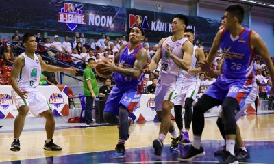 Tiebreaker Times Eloy Poligrates reintroduces self as Marinerong Pilipino routs Hazchem Basketball News PBA D-League  Yong Garcia Raymark Matias Mark Yee Marinerong Pilipino Manuel Torralba JR Alabanza Eloi Poligrates Dan Sara 2019 PBA D-League Second Conference