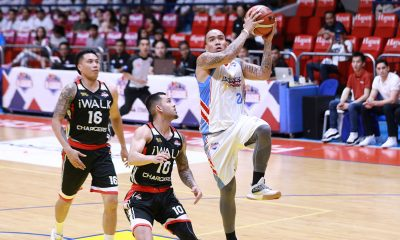 Tiebreaker Times Eloy Poligrates shatters D-League record with 67 points as Marinero slams iWalk Basketball News PBA D-League  Yong Garcia Wowie Escosio Marinerong Pilipino Jonas Villanueva iWalk Chargers Eloy Poligrates 2019 PBA D-League Second Conference