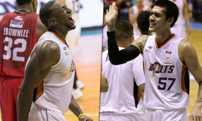 Tiebreaker Times Allen Durham can't wait to play with Raymond Almazan Basketball News PBA  Raymond Almazan PBA Season 44 Meralco Bolts Allen Durham 2019 PBA Governors Cup