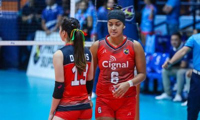 Tiebreaker Times Shoulder pain does not slow down Alohi Robins-Hardy News PSL Volleyball  Cignal HD Spikers Alohi Robins-Hardy 2019 PSL Season 2019 PSL All Filipino Conference