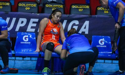 Tiebreaker Times Sherwin Meneses calls for Cerveza, Mendrez to step up as Araneta status uncertain News PSL Volleyball  Sherwin Meneses Me-Anne Mendrez Generika Drugstore Lifesavers Carol Cerveza 2019 PSL Season 2019 PSL All Filipino Conference