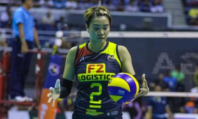 Tiebreaker Times During Cignal fightback, Aby Maraño admits she lost faith in herself News PSL Volleyball  F2 Logistics Cargo Movers Aby Marano 2019 PSL Season 2019 PSL All Filipino Conference