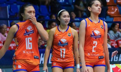 Tiebreaker Times Fiola Ceballos on 30-30 game: 'I'm just playing my game kasi nga wala si Neta' News PSL Volleyball  Sherwin Meneses Generika-Ayala Lifesavers Fiola Ceballos 2019 PSL Season 2019 PSL All Filipino Conference