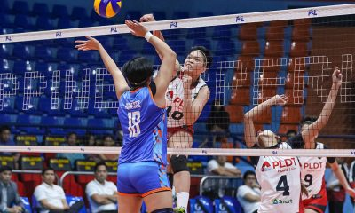 Tiebreaker Times Czarina Carandang stars as PLDT gets back on track at Generika-Ayala's expense News PSL Volleyball  Sherwin Meneses Roger Gorayeb PLDT Home Fibr Power Hitters Mean Mendrez Lizlee Ann Gata-Pantone Jerrili Malabanan Generika-Ayala Lifesavers Fiola Ceballos Czarina Carandang Aiko Urdas 2019 PSL Season 2019 PSL All Filipino Conference