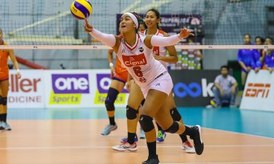 Tiebreaker Times West Japan All-Stars run roughshod over Cignal to open PSL Super Cup News PSL Volleyball  West Japan Selection (PSL) Cignal HD Spikers Alohi Robins-Hardy 2020 PSL Super Cup 2020 PSL Season