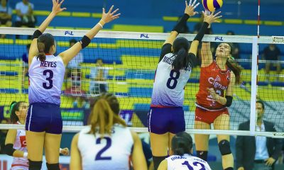 Tiebreaker Times Rachel Daquis on Cignal's comeback: 'Parang kinalabit kami ng Holy Spirit' News PSL Volleyball  Rachel Daquis Cignal HD Spikers 2019 PSL Season 2019 PSL All Filipino Conference