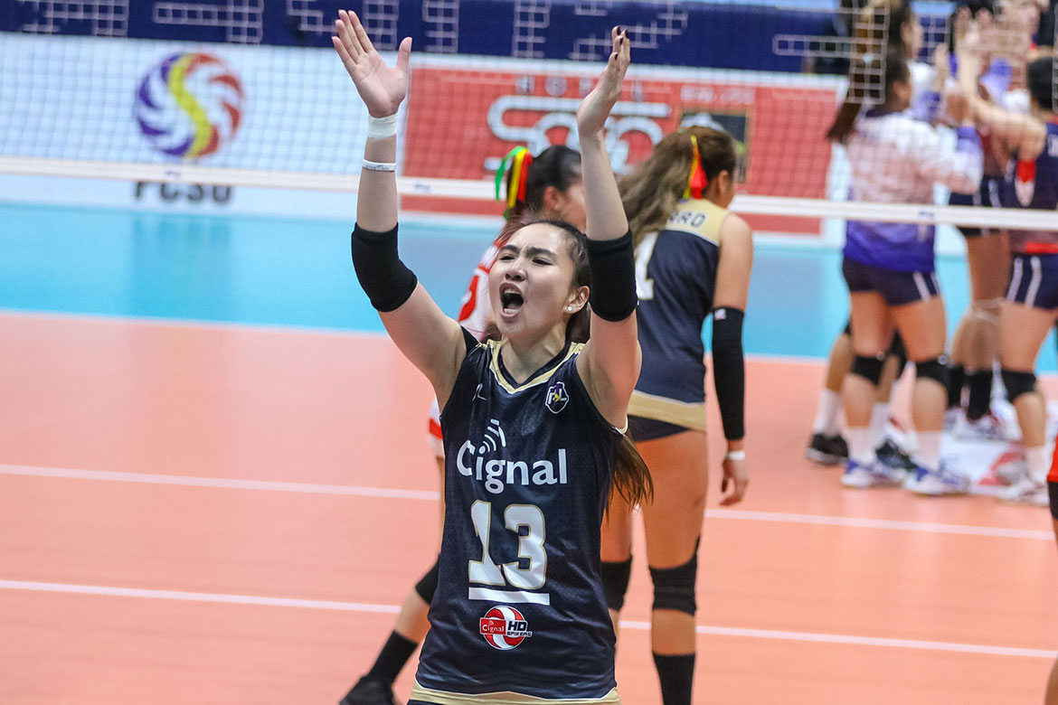 Tiebreaker Times GonzaQuis looks to fulfill promise: 'Gusto namin mapag-champion 'yung Cignal' News PVL Volleyball