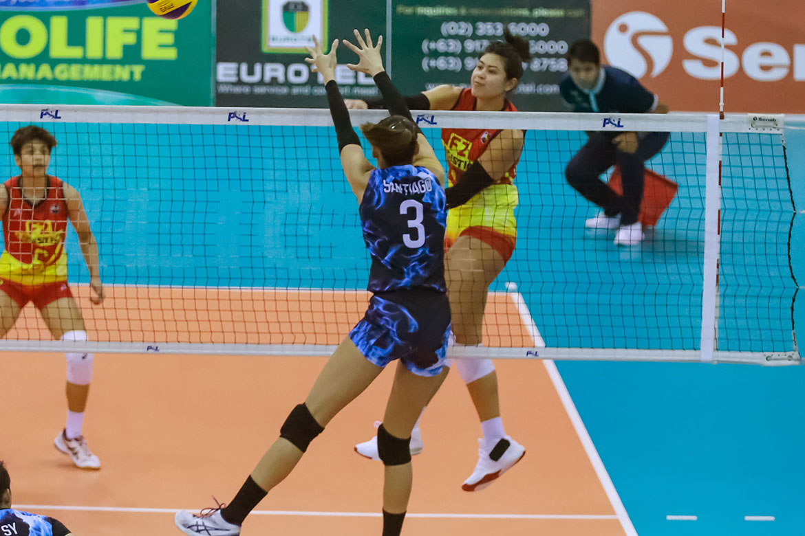 Tiebreaker Times Kalei Mau questionable for ASEAN Grand Prix second leg News PSL Volleyball  Ramil De Jesus Philippine Women's National Volleyball Team Kalei Mau 2019 SEA Grand Prix 2019 PSL Invitational Cup