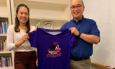 Tiebreaker Times Illa Santos signs with Choco Mucho News PVL Volleyball  Manilla Santos-Ng Choco Mucho Flying Titans 2019 PVL Season 2019 PVL Open Conference