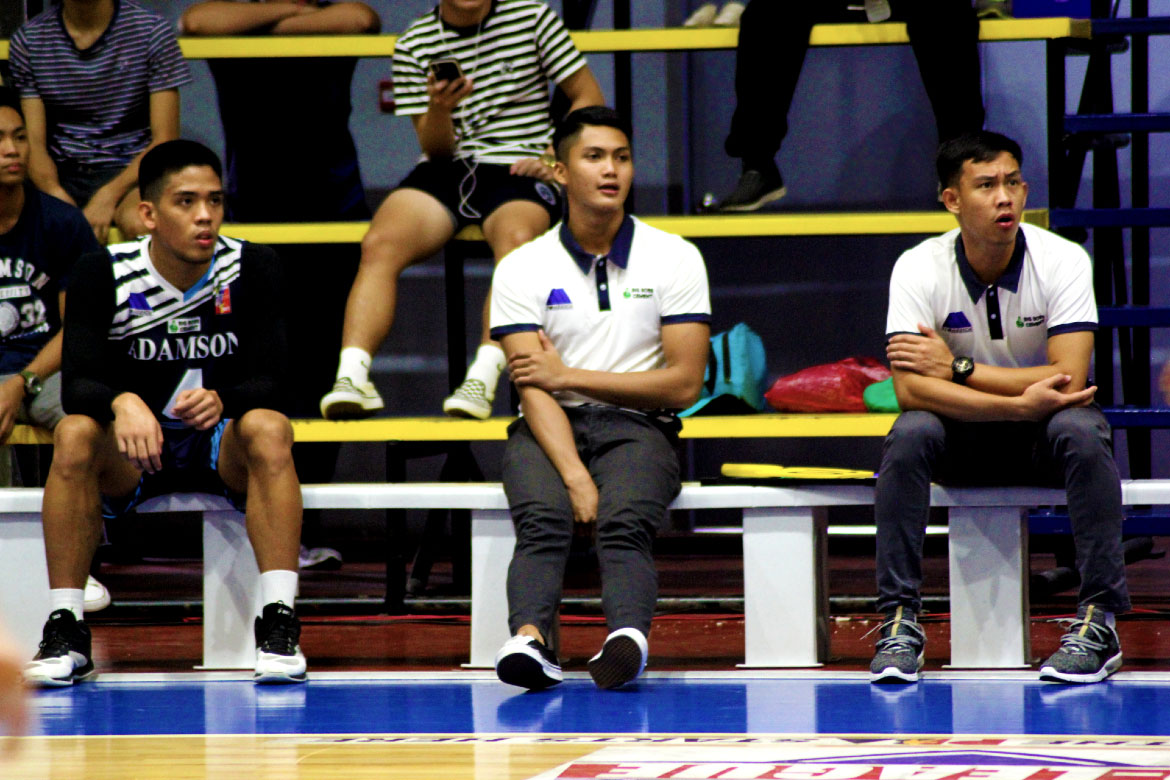 Tiebreaker Times Adamson Soaring Falcons add Pao Pablico to coaching staff AdU News Spikers' Turf Volleyball  Pao Pablico Adamson Men's Volleyball 2019 Spikers Turf Season 2019 Spikers Turf Open Conference