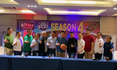 Tiebreaker Times Diliman College in for tough PG Flex-UCBL title defense Basketball News UCBL  University of Batangas Brahmans TIP Engineers Philippine Christian University-Dasmarinas Dolphins Olivarez College Sea Lions NCBA Wildcats Lyceum of the Philippines University-Batangas Pirates Diliman College Blue Dragons CEU Scorpions 2019 UCBL Season