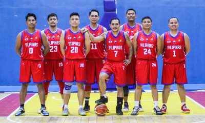 Tiebreaker Times PNP out to have their 'Gilas' moment in World Police and Fire Games Basketball News  PNP Responders Joel Cu Bongski Bayabao 2019 Police and Fire Games