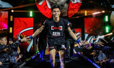 Tiebreaker Times Who is Aziz 'The Krauser' Calim? Mixed Martial Arts News ONE Championship  one: dreams of gold Aziz Calim