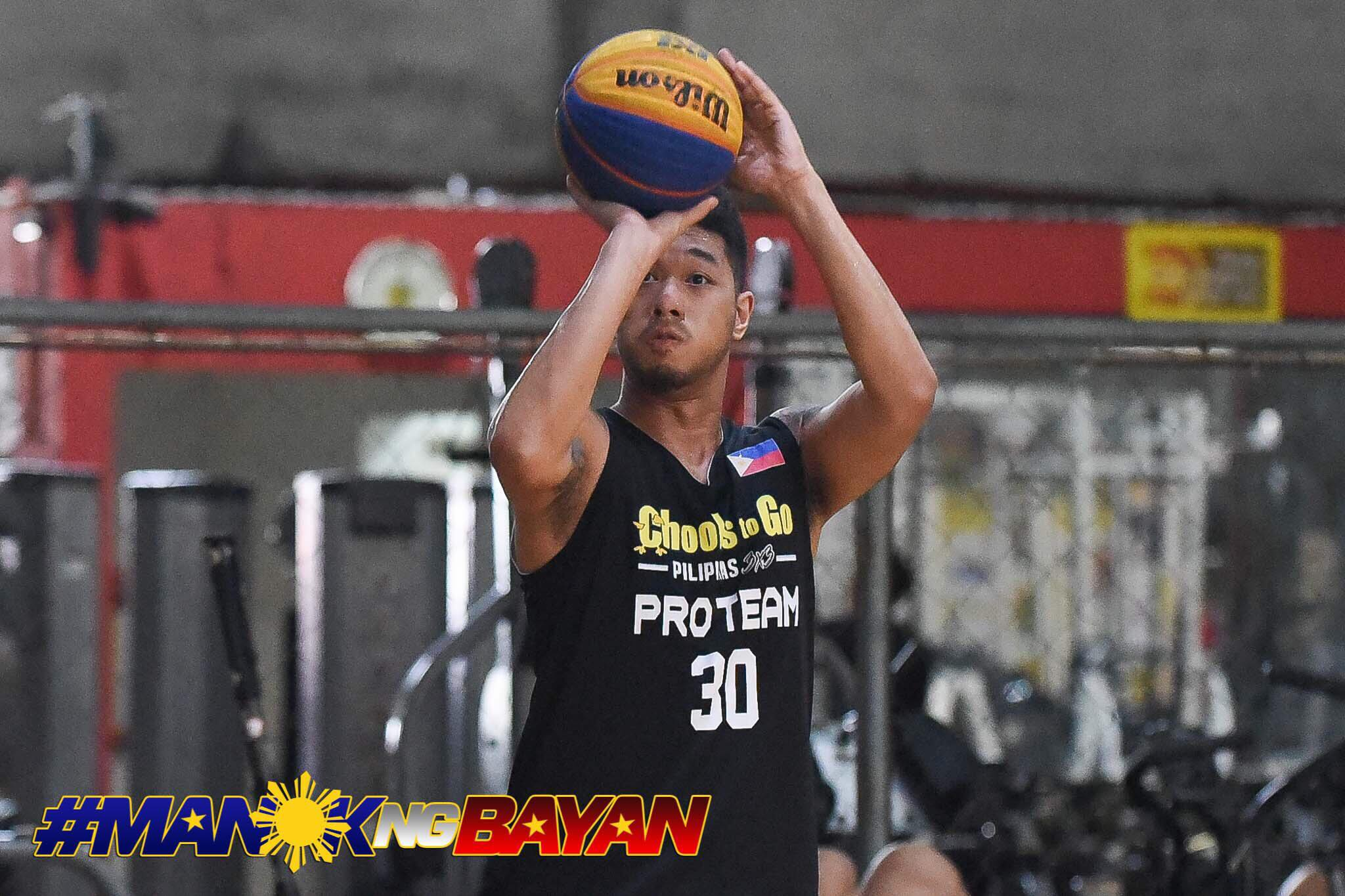 FILE-PHOTO-Chris-De-Chavez How Chris De Chavez and his family survived COVID-19 at home 3x3 Basketball Chooks-to-Go Pilipinas 3x3 News  - philippine sports news