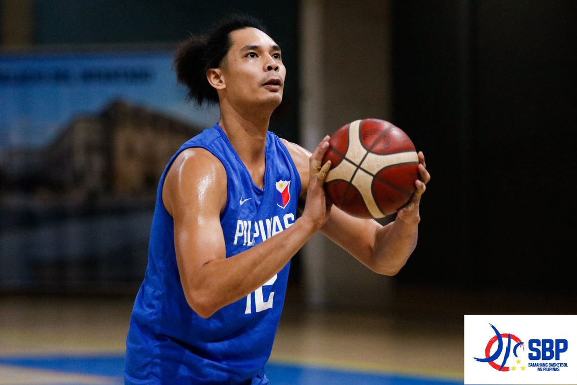 Tiebreaker Times Aguilar, Blatche connive as Gilas Pilipinas rout Congo in first Spain tune-up 2019 FIBA World Cup Qualifiers Basketball Gilas Pilipinas News  Yeng Guiao Mark Barroca Japeth Aguilar Gilas Tune-up Gilas Pilipinas Men Congo (Basketball) Andray Blatche 2019 FIBA World Cup