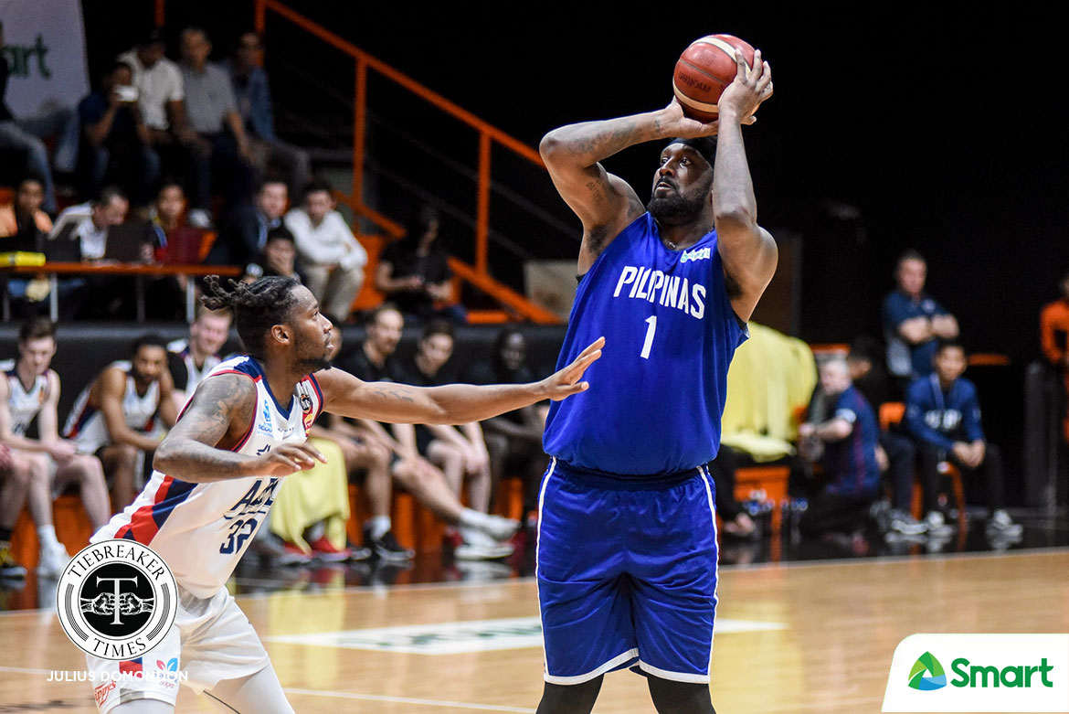 Tiebreaker Times Second tune-up versus Adelaide will be true test, says Blatche 2019 FIBA World Cup Qualifiers Basketball Gilas Pilipinas News  Gilas Tune-up Gilas Pilipinas Men Andray Blatche 2019 FIBA World Cup