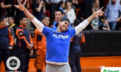 Tiebreaker Times Despite ordeal, Kiefer Ravena never lost his smile Basketball Gilas Pilipinas News  Kiefer Ravena Gilas Pilipinas Men 2019 FIBA World Cup