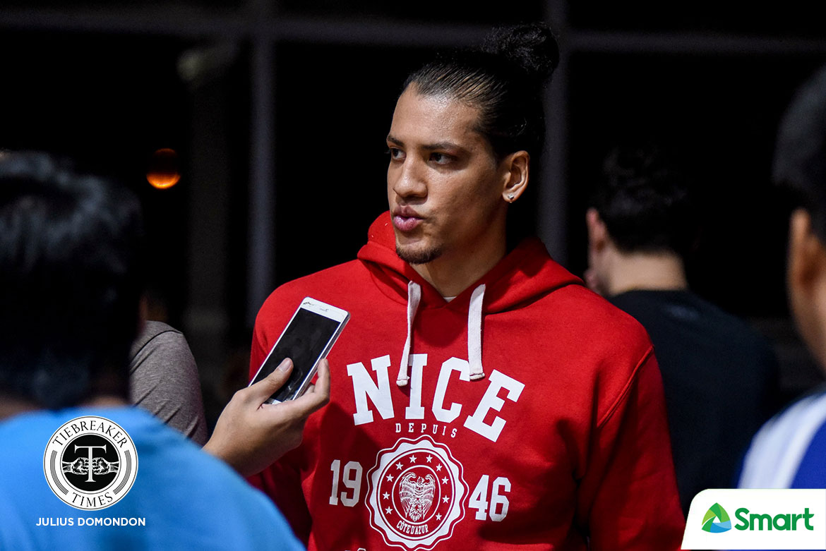Tiebreaker Times Marcio Lassiter on missing World Cup: 'It hurts more than anything' 2019 FIBA World Cup Qualifiers Basketball Gilas Pilipinas News  Marcio Lassiter Gilas Pilipinas Men 2019 FIBA World Cup