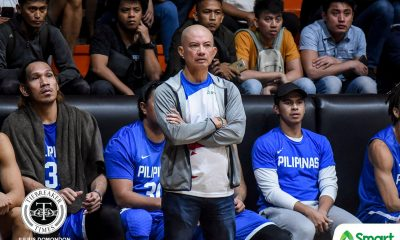 Tiebreaker Times Guiao looks to fix Gilas chemistry with Fajardo, Rosario, Pogoy but injuries plague team Basketball Gilas Pilipinas News  Yeng Guiao Troy Rosario Roger Pogoy Matthew Wright June Mar Fajardo JP Erram Gilas Pilipinas Men 2019 FIBA World Cup