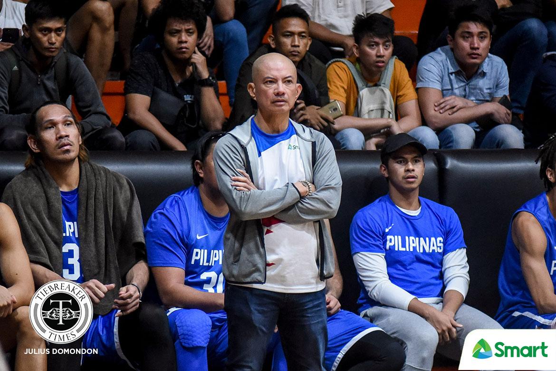 Tiebreaker Times Yeng Guiao resigns as Gilas Pilipinas head coach Basketball Gilas Pilipinas News  Yeng Guiao Gilas Pilipinas Men