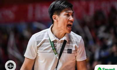 Tiebreaker Times After close game against LPU, TY Tang confident Benilde can compete with San Beda, Letran Basketball CSB NCAA News  TY Tang NCAA Season 95 Seniors Basketball NCAA Season 95 Benilde Seniors Basketball