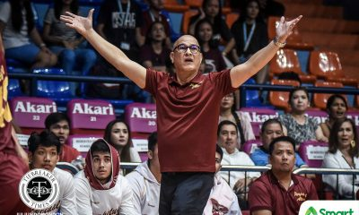 Tiebreaker Times With contract suspended, Frankie Lim leaves Perpetual Altas Basketball NCAA News UPHSD  Perpetual Seniors Basketball NCAA Season 96 Seniors Basketball NCAA Season 96 Frankie Lim Coronavirus Pandemic