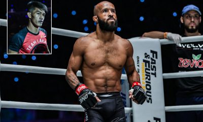 Tiebreaker Times Kingad's explosiveness, 'Igorot genes' will be difference against DJ, says Sangiao Mixed Martial Arts News ONE Championship  Team Lakay ONE: Century Mark Sangiao Demetrious Johnson Danny Kingad