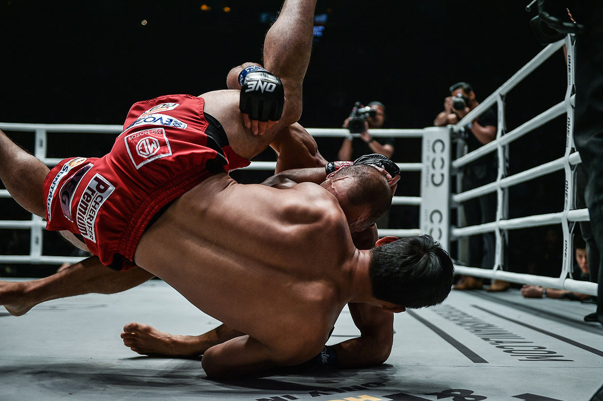 Tiebreaker Times Eduard Folayang filled with regrets after loss to Alvarez: 'I was too eager' Mixed Martial Arts News ONE Championship  Team Lakay ONE: Dawn of Heroes Mark Sangiao Eduard Folayang