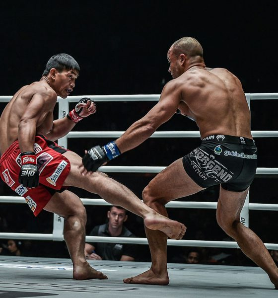 Tiebreaker Times Eduard Folayang hopes to get another crack at Eddie Alvarez Mixed Martial Arts News ONE Championship  Team Lakay Eduard Folayang Eddie Alvarez