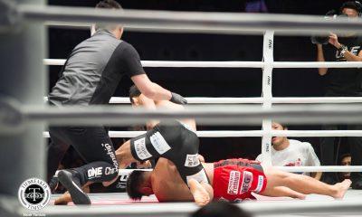 Tiebreaker Times Geje Eustaquio handed shock KO by Yuya Wakamatsu Mixed Martial Arts News ONE Championship  Yuya Wakamatsu ONE: Dawn of Heroes Geje Eustaquio