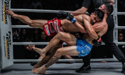 Tiebreaker Times Geje Eustaquio shifts focus to helping Danny Kingad prep for Johnson Mixed Martial Arts News ONE Championship  Team Lakay ONE: Dawn of Heroes Geje Eustaquio Danny Kingad