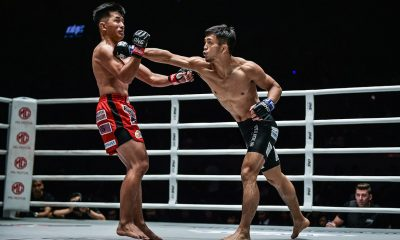 Tiebreaker Times Geje Eustaquio zeroes in on Yuya Wakamatsu rematch Mixed Martial Arts News ONE Championship  Yuya Wakamatsu Team Lakay Geje Eustaquio