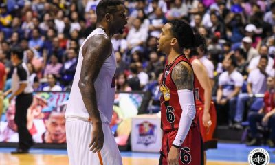 Tiebreaker Times Chris Ross challenges Jones: 'If he's not mentally strong enough for it, then that's his fault' Basketball News PBA  TNT Katropa Terrence Jones San Miguel Beermen PBA Season 44 Chris Ross 2019 PBA Commissioners Cup