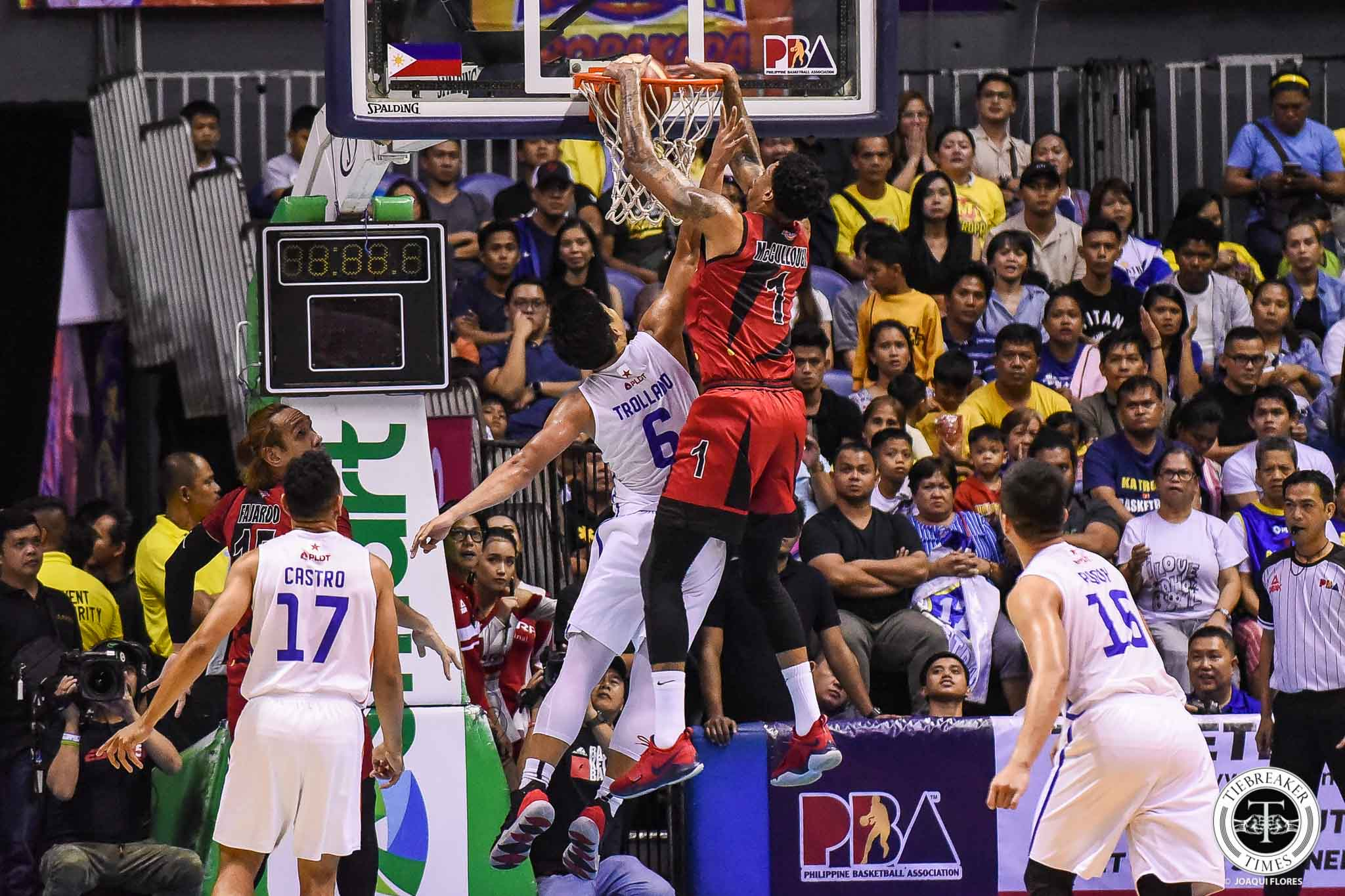 Tiebreaker Times After first championship, Chris McCullough vows to return if he's not in NBA Basketball News PBA  San Miguel Beermen PBA Season 44 Chris McCullough 2019 PBA Commissioners Cup